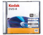Kodak DVD-R Printable Surface 4.7GB/16X Discs 10-Pack 3