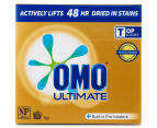 OMO Ultimate Laundry Powder Top Loader 1kg 1