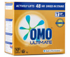 OMO Ultimate Laundry Powder Top Loader 1kg 2