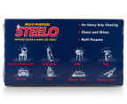 2 x Steelo Multi-Purpose Steel Wool Pads 5pk 3