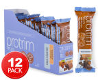 12 x Protrim Plus High Protein Bars Mocha Almond 40g 1