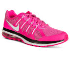 Nike Women's Air Max Dynasty Shoe - Pink Blast/White/Black 2