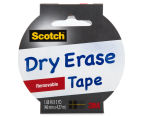 Scotch Dry Erase Removable Tape 2