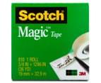 Scotch Magic Tape Rolls 4-Pack 2