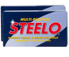 2 x Steelo Multi-Purpose Steel Wool Pads 5pk 1