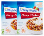 2 x Weight Watchers Berry Flakes Cereal 450g 1