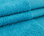POP by Sheridan Hue Bath Towel 4-Pack - Teal 2