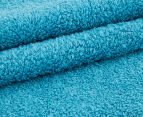 POP by Sheridan Hue Bath Sheet 2-Pack - Teal 3