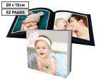 Personalised 20 x 15cm Soft Cover Photo Book - 22 Pages 1