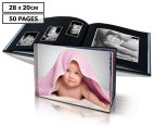Personalised 28 x 20cm Hard Cover Photo Book - 50 Pages 1