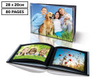 Personalised 28 x 20cm Hard Cover Photo Book - 80 Pages 1