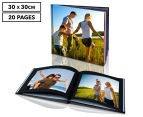 Personalised 30 x 30cm Hard Cover Photo Book - 20 Pages 1