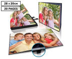 Personalised 28 x 20cm Layflat Books + Box - 20 Pages 1