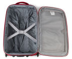 Antler 3Pc Duolite 2W Rollercase - Red 6