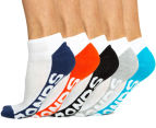 Bonds Men's Low Cut Sports Socks 5-Pack - White 1
