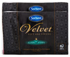 2 x Sorbent Velvet Soft & Strong Aloe Vera Pocket Tissues 6pk 1