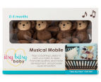 Itsy Bitsy Baby Two By Two Musical Mobile 1