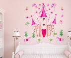 Fairy Castle Wall Decal 1