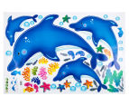 Dolphins Wall Decal 2