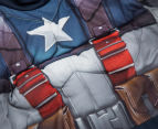 The Avengers Kids' Captain America Character Costume  4