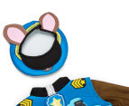 Paw Patrol Kids' Chase Dress Up Set Size 3+ 6
