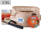 Dr. Ho's 2-in-1 Back Relief Belt - Size B/106-140cm 1