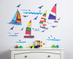 Sailing Boats Wall Decal 1