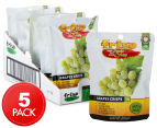 5 x Frisp Grape Crisps 15g 1