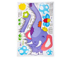 Elephant Height Chart Wall Decal 2