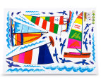 Sailing Boats Wall Decal 2