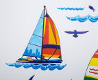 Sailing Boats Wall Decal 3