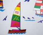 Sailing Boats Wall Decal 5