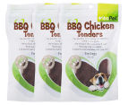 3 x VitaPet BBQ Chicken Tenders 100g 1