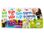 Little Grabbers 4-Book Pack 3