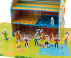The Wiggles Playhouse & Storybook Playset 5