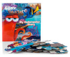 Finding Dory My Underwater World Storybook & Jigsaw Puzzle 2