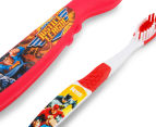 Justice League Kids' Toothbrush Set 4