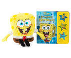 SpongeBob SquarePants Sound Book & Plush Toy 2