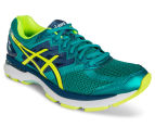 ASICS Women's GT-2000 4 Shoe - Lapis/Safety Yellow/Soothing Sea 2