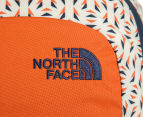 The North Face Double Time Backpack - Orange Rust/Tribal Tribute Print 4