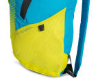 The North Face Double Time Backpack - Meridian Blue/Sulphur Spring Green 5