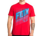 Fox Men's Static Tee - Red 2