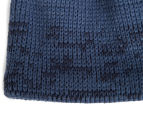 The North Face Bones Beanie - Shady Blue 4