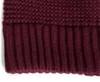 The North Face Women's Purrl Stitch Beanie - Deep Garnet Red 4