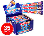 35 x Cadbury Boost Twin Packs 77g 1