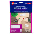 Avery L7163-20 Laser Mailing Labels 280-Pack 1