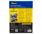 Fellowes A4 Glossy 80 Micron Laminating Pouch 100-Pack 2