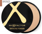 Max Factor Bronzing Powder 21g - #02 Bronze 1