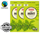 3 x Alter Eco Dark Mint Organic Chocolate 80g 1