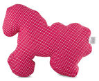 Freckles Fairground Horse Shaped Cushion - Multi 3